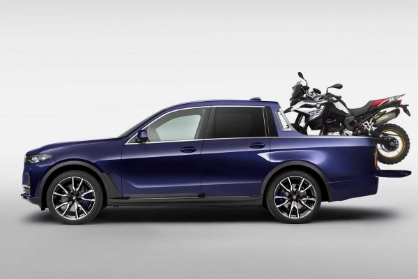 BMW X7 PICK UP